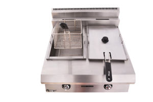 Commercial Stainless Steel Ce&ETL Counter-Top Gas Fryer (ET-TSRQZL) pictures & photos