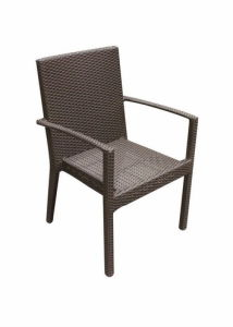 Outdoor Rattan Furniture/Garden Wicker Chair Outdoor Rattan Chair pictures & photos