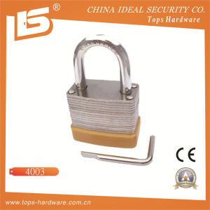 High Quality for Container Laminated Padlock (4003) pictures & photos