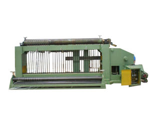Hexagonal Stone Cage Wire Mesh Machine pictures & photos