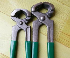 8 Inch Tower Pincer Germany Type End Cutting Plier pictures & photos