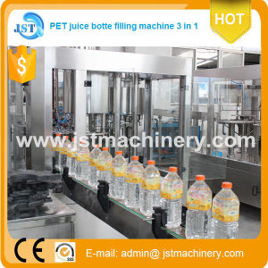 12000bph 3 in 1 Fruit Juice Filling Plant pictures & photos