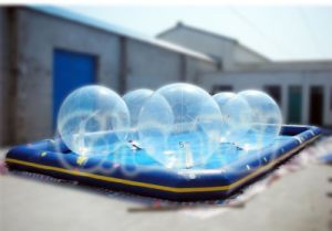 Inflatable Swimming Pool with Balls (chw313) pictures & photos