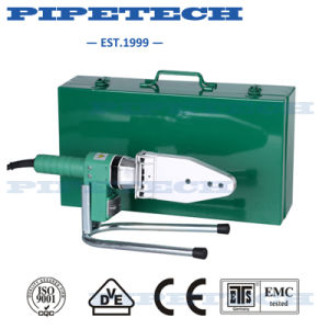 Professional Pipe Tool Poly Pipe Thermofuse Machine 220V pictures & photos