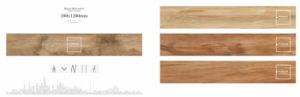 Fancy Garden House Wood Non Slip Ceramic Tiles Floor with ISO9001 pictures & photos