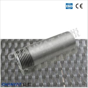A312 (TP304H, TP316H, TP317) Stainless Steel Con. Pipe Straight Nipple pictures & photos