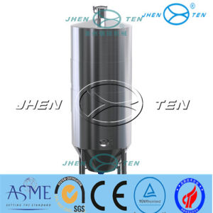 Fully Enclosed Inner Recycle Sanitary Stainless Fermentation Tank for Wine pictures & photos