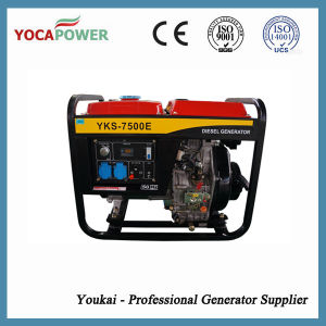 5.5kVA Small Diesel Engine Power Diesel Generator pictures & photos