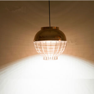 Wonderful Decorative Vintage Brass LED Hanging Pendant Lamp Light for Returant pictures & photos