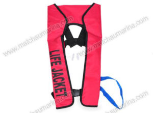 Single Chamber Inflatable Life Jacket pictures & photos
