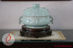Longquan Ceramic--Classic Decoration Ceramic