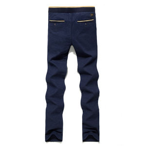 Mens Cotton Demin Jeans, Stock Fashion Apparel Trousers