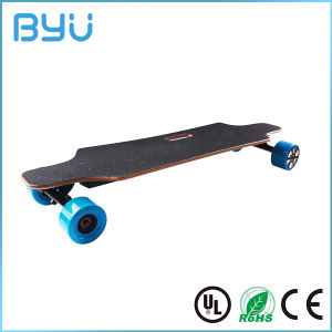 Latest Arrival Electric Longboard 4 Wheels Skateboard Listrik