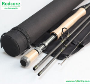 Primary Pr907-4 High Carbon Fast Action Fly Rod pictures & photos