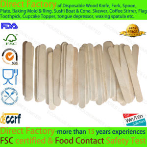 Cosmetic Wood Waxing Spatula Stick pictures & photos