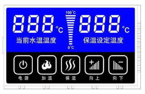 LCD Display Customized Small LCM Active Matrix LCD Panel pictures & photos