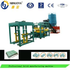 Qt6-15 Full-Automatic Cement Brick Making Machine