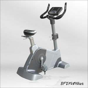 Upright Bike Magnetic Bike Electric Exercise Bicycles Aerobic Exercise Commercial Gym Equipment pictures & photos