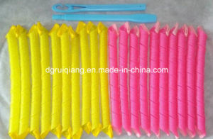 Colorful Different Types of Magic Leverage Hair Rollers