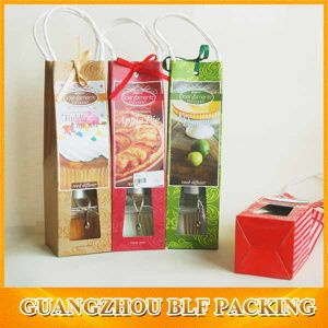 Packing Paper Perfume Bag (BLF-PBO354) pictures & photos