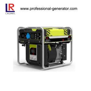 Lightweight Portable Inverter Gasoline Generator, Stable Voltage Generator 4.4kw pictures & photos