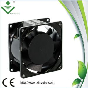 Xj9238h 92mm AC Fan Mini Bladeless Fan with Ce UL RoHS Approved for Industrial Use 115V Fan pictures & photos