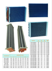 9.52 Finned Type Copper Heat Exchanger pictures & photos