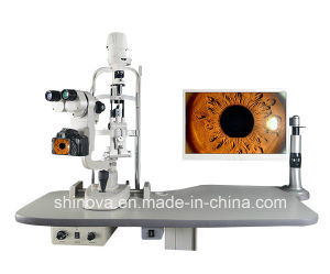 Digital Slit Lamp Anterior Segment Analysis System (SL-3E) pictures & photos