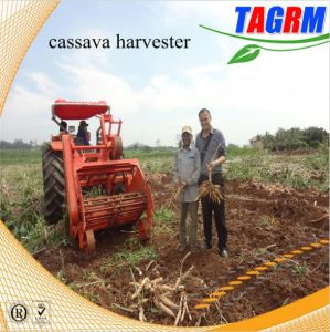 Excellent Working Performance Cassava Harvester /Cassava Harvesting Machine From China