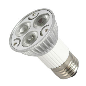 High Power LED Lamp with E27 Screw Lamp Base pictures & photos