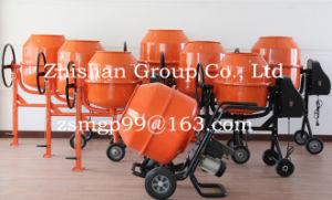 Cm260s (CM50S-CM350S) Portable Electric Gasoline Diesel Cement Mixer pictures & photos