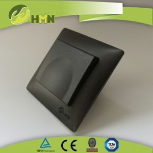 V Series Black Color Dust Cap Schuko Socket Manufacturer pictures & photos