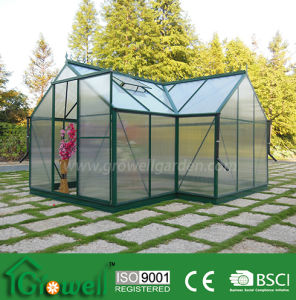 Growell Newly Designed 6mm Polycarbonate Orangery Greenhouse -- T6 pictures & photos