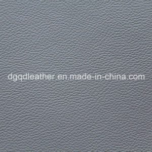 Good Colour Fastness Synthetic Leather (QDL-50326) pictures & photos