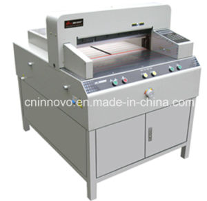 Electric Paper Cutter Machine (ZX-670V+, ZX-520V) pictures & photos