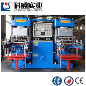 Hydraulic Press Vacuum Machine for Rubber Products (KS200VF) pictures & photos