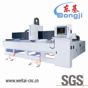 Horizontal 3-Axis CNC Glass Shape Edging Machine pictures & photos
