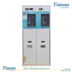 High Voltage Switchgear Metal-Clad AC Ring Main Unit, AC 12kv Sf6 C-Gis Rum Switchgear pictures & photos