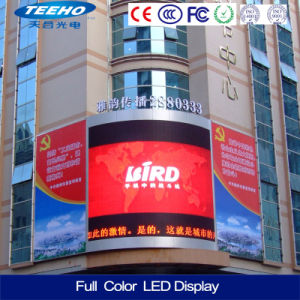 Wall-Mounted Outdoor P8 Advertising LED Billboard pictures & photos