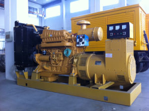 75kw/93.75 Shangchai Engine Diesel Power Generator Set