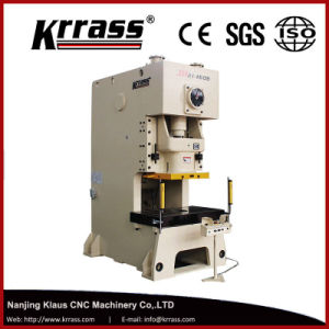 Jh21 C-Frame Pneumatic Clutch Mechanical Press Machine pictures & photos