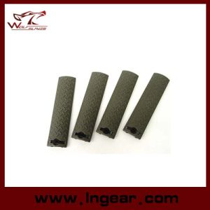 Skidproof Texture Rail Cover Panel Bd EGO Rail Cover Rubber Covers pictures & photos