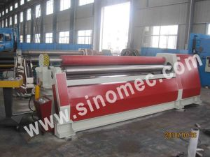 4 Roller Rolling Machine W12-16X3000 pictures & photos