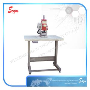 Xt0022 Pneumatic Desk-Type Flat Surface Stamping Machine pictures & photos