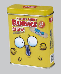 Gift Packaging Cartoon PE Bandage for Supermarket pictures & photos