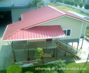 Modern Steel Structure Prefabricated Movable House pictures & photos
