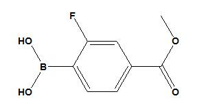 2-Fluoro-4-Methoxycarbonylphenylboronic Acid pictures & photos
