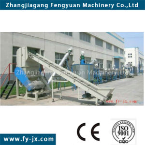 Plastic Film/ Flake Recycling Machine& Washing Line pictures & photos