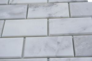 Statuary White Marble for Tiles, Mosaics, Slab pictures & photos
