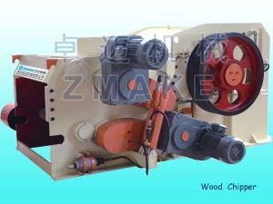 Bx216 Wood Cutter & Wood Chipper & Conveyor & Woodworking Tool & Woodworking Machine & Log Splitter & MDF/HDF/Pb Production Line with Main Motor Power 55kw